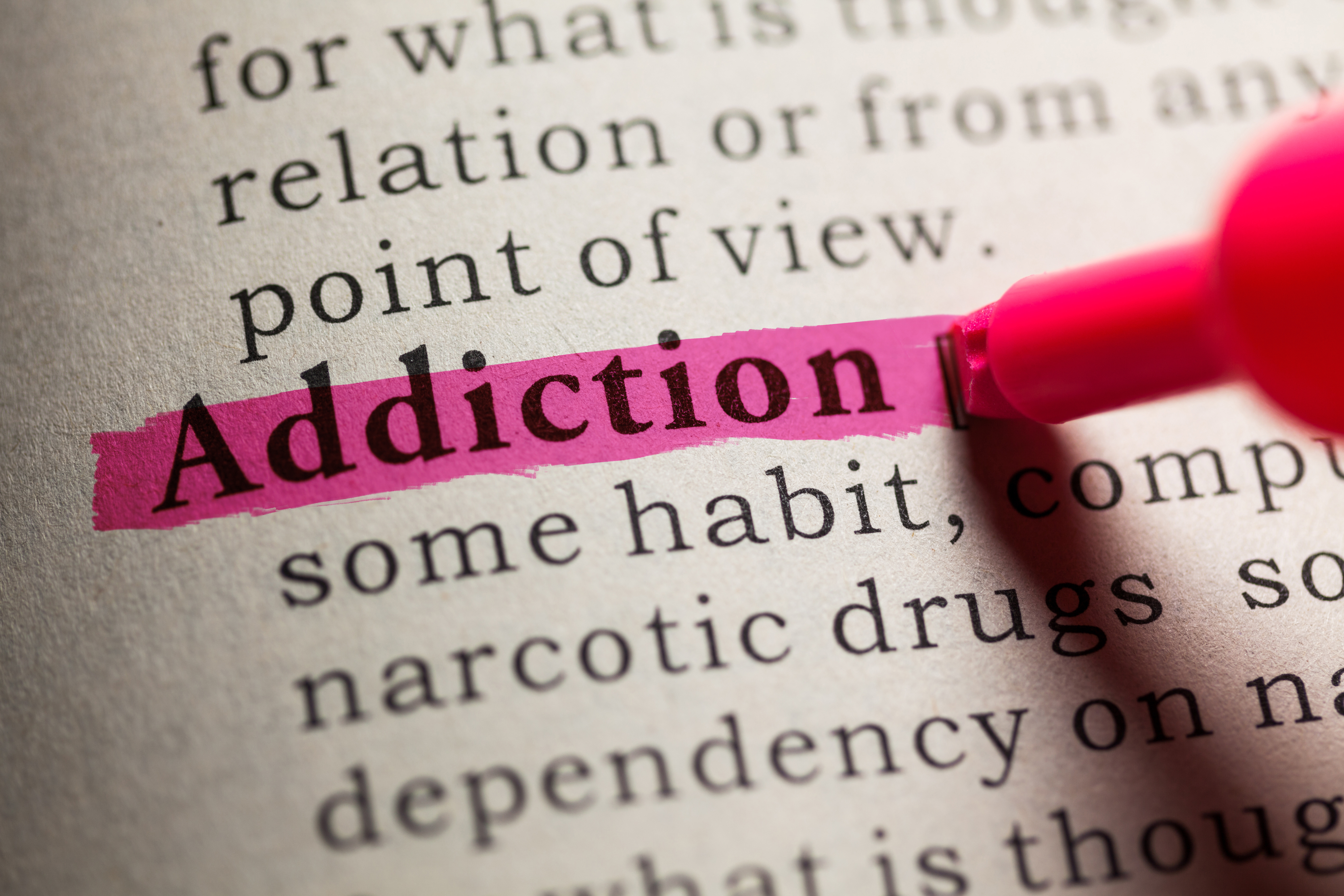 Addiction: A Chronic Brain Disease