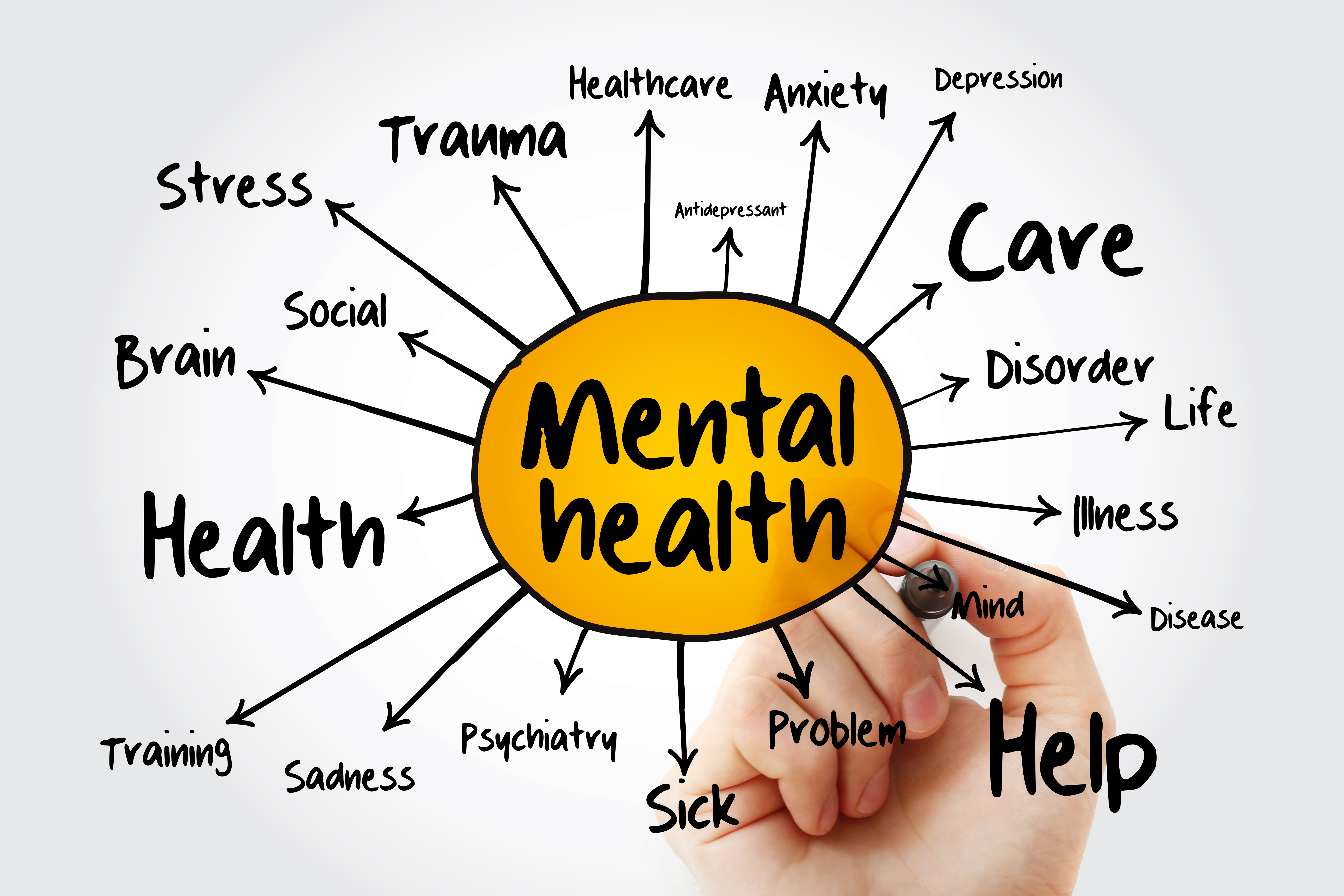 Mental Health Services are a Necessity