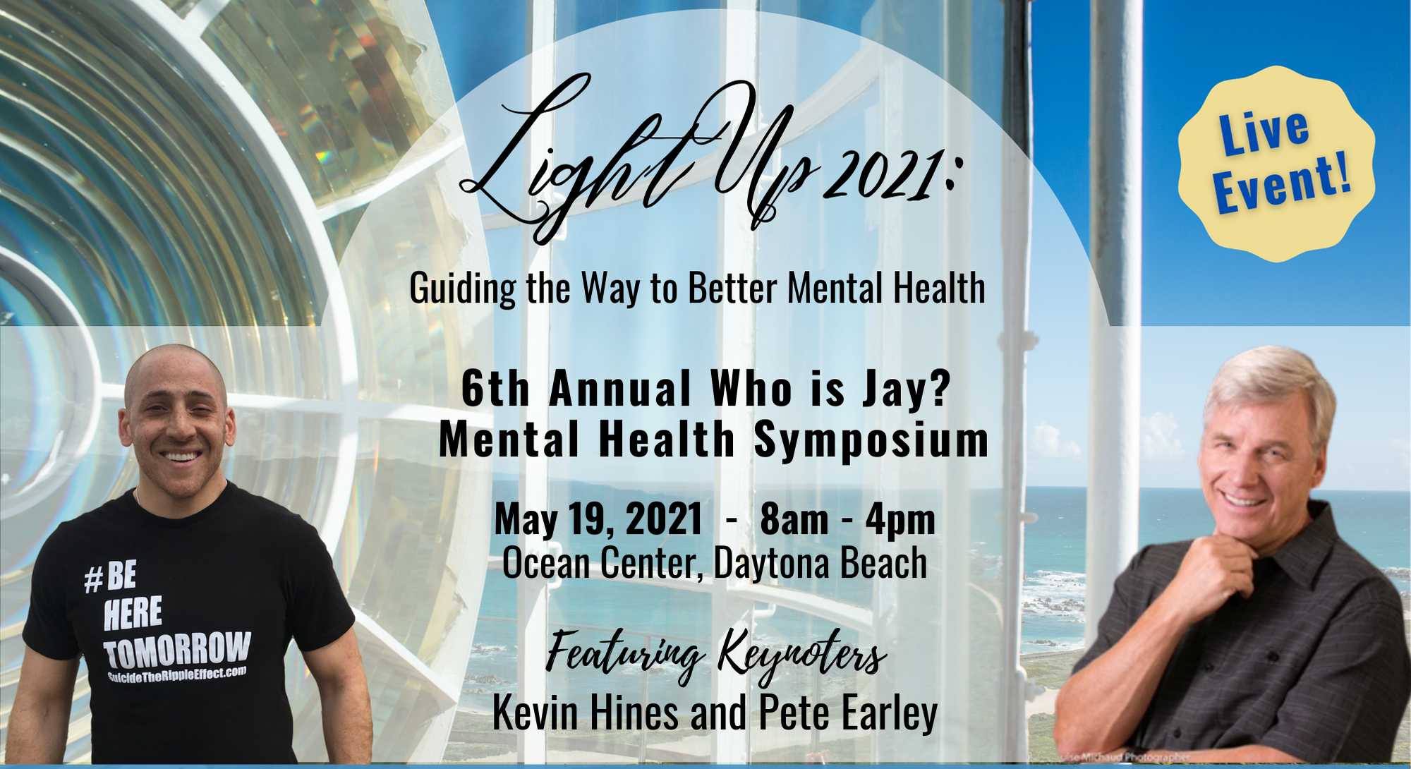 6th Annual Who is Jay? Mental Health Symposium
