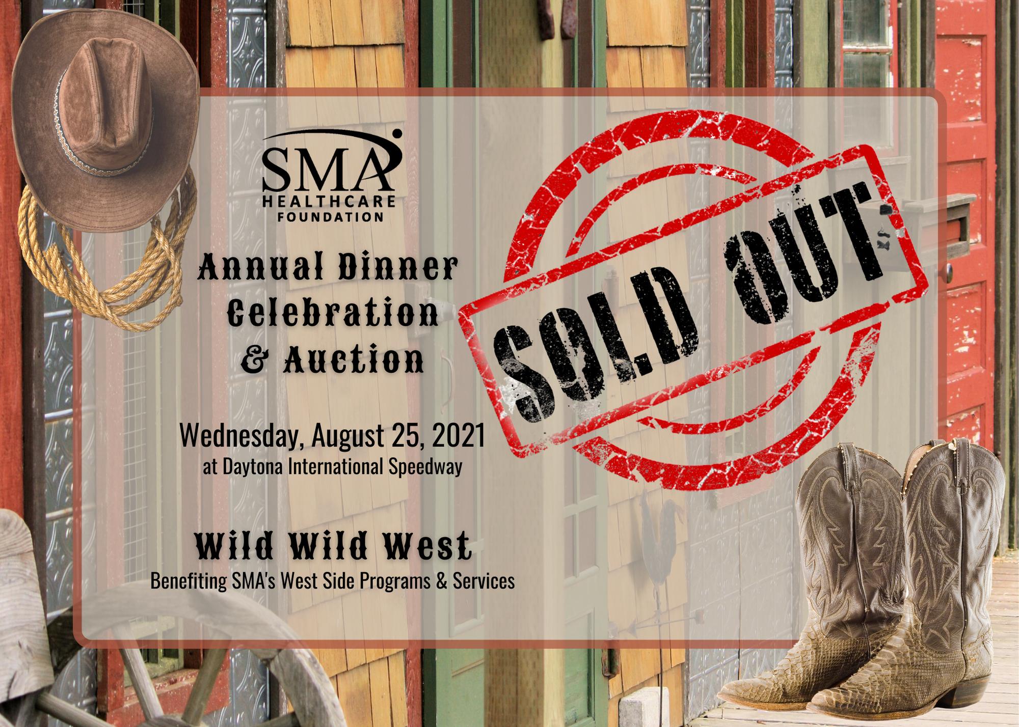 Annual Dinner Celebration & Auction 2021